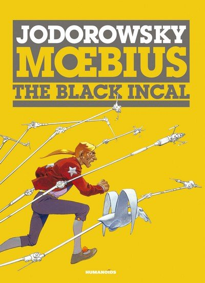 The Incal (Collection) (Humanoids) (2012-2014)