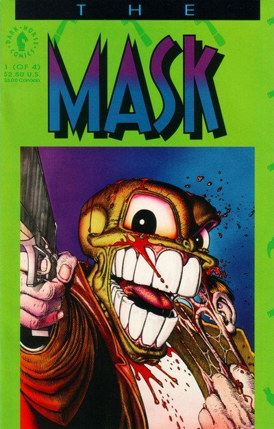 The Mask #1 – 4 (1991)