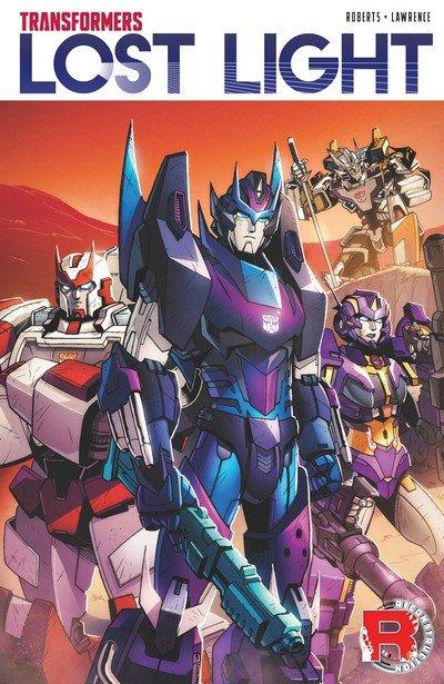 The Transformers – Lost Light Vol. 1 – 4 (TPB) (2017-2019)