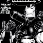 War Machine Vol. 1 #1 – 25 (1994-1996)
