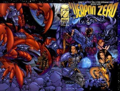 Weapon Zero Vol. 1 #0 – 4 (1995)