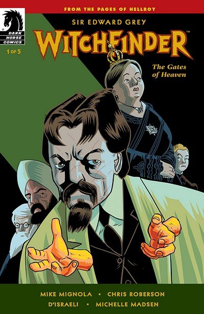 Witchfinder – The Gates Of Heaven #1 (2018)