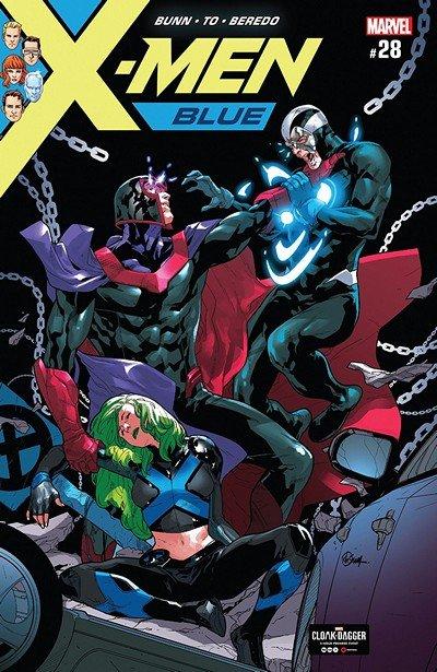 X-Men Blue #28 (2018)