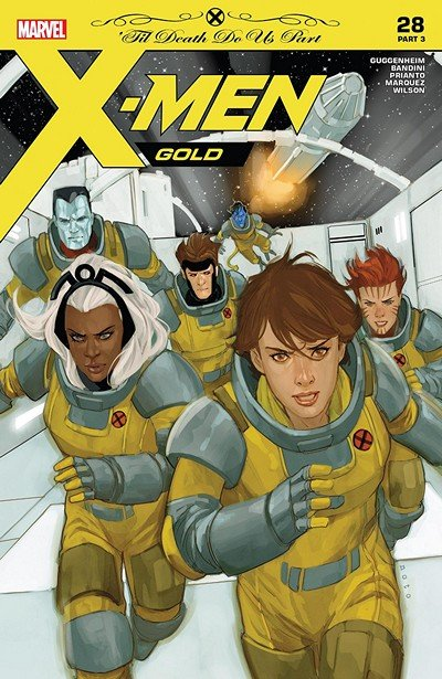 X-Men Gold #28 (2018)
