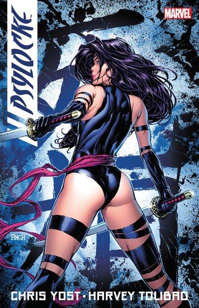 X-Men – Psylocke (TPB) (2010)