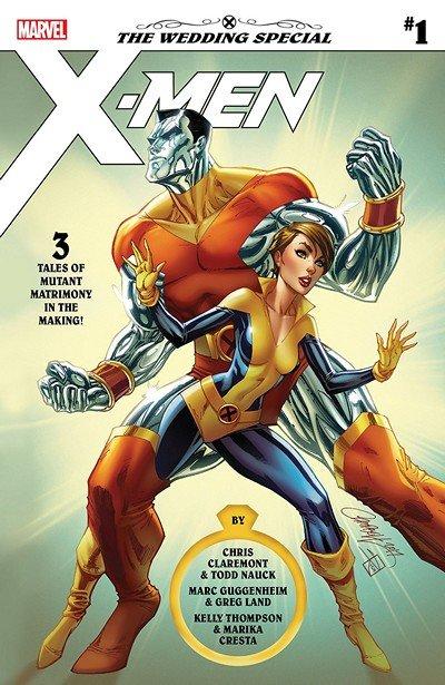X-Men – The Wedding Special #1 (2018)