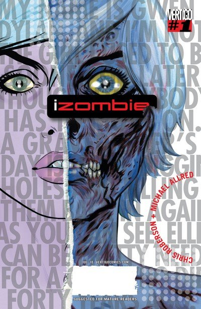 iZombie #1 – 28 + TPB Vol. 1 – 4 (2010-2012)