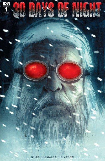 30 Days of Night #1 – 6 (2017-2018)