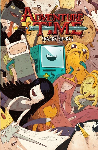 Adventure Time – Sugary Shorts Vol. 1 – 5 (2014-2019)