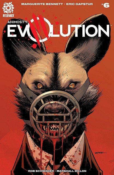 Animosity – Evolution #6 (2018)