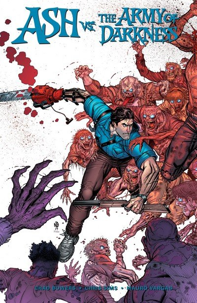 Ash vs. the Army of Darkness Vol. 1 (TPB) (2018)