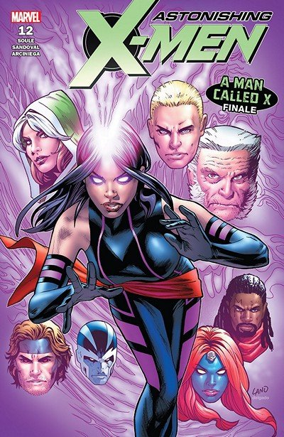 Astonishing X-Men #12 (2018)