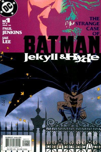 Batman – Jekyll & Hyde #1 – 6 (2005)