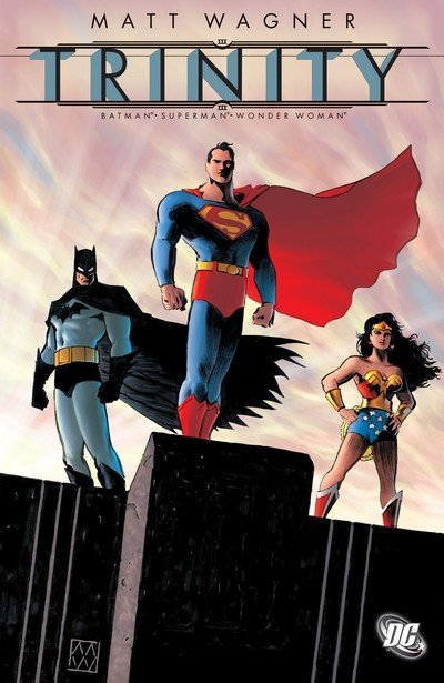 Batman-Superman-Wonder Woman – Trinity (2004)