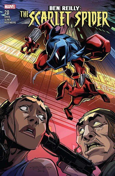 Ben Reilly – The Scarlet Spider #20 (2018)