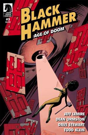 Black Hammer – Age Of Doom #3 (2018)