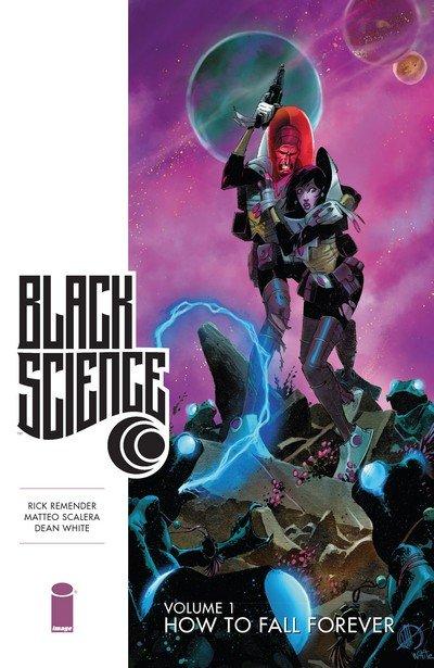 Black Science Vol. 1 – 9 (TPB) (2014-2019)