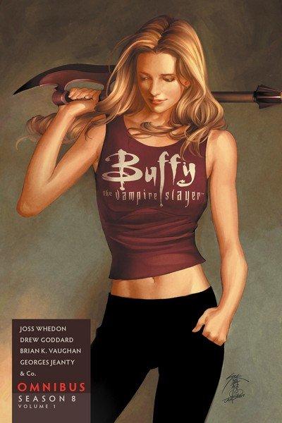 Buffy the Vampire Slayer Season 8 Omnibus Vol. 1 – 2 (2017-2018)