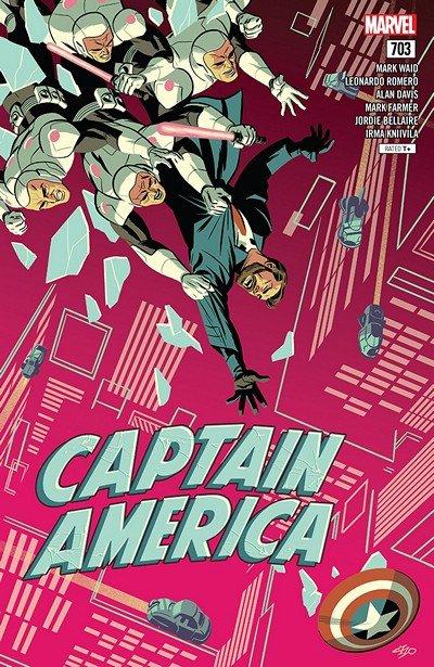 Captain America #703 (2018)
