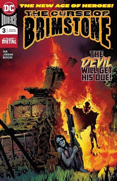 The Curse Of Brimstone #3 (2018)