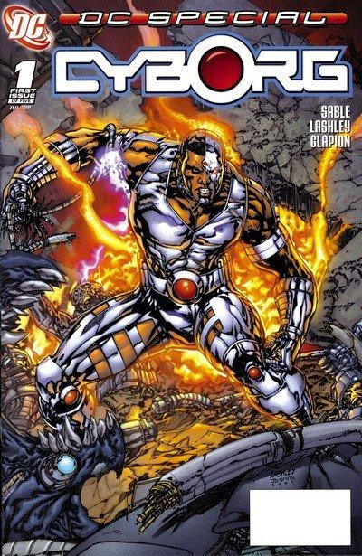 DC Special – Cyborg #1 – 6 (2008)