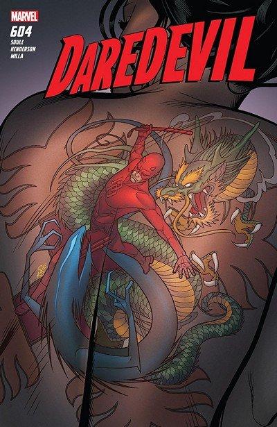 Daredevil #604 (2018)
