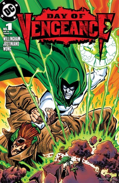 Day of Vengeance #1 – 6 + Special (2005-2006)