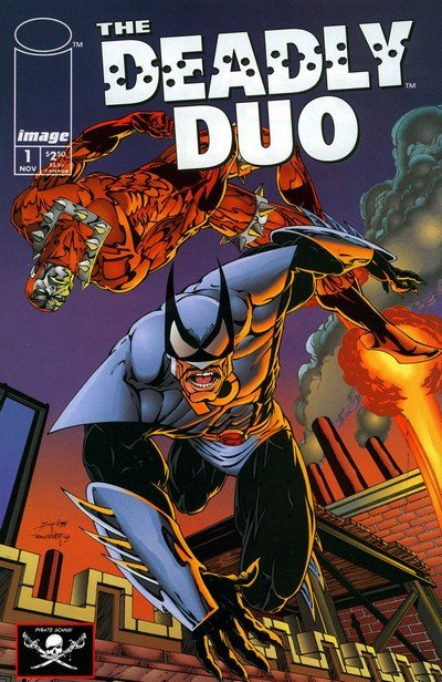 Deadly Duo Vol. 1 – 2 (Collection) (1995-1996)