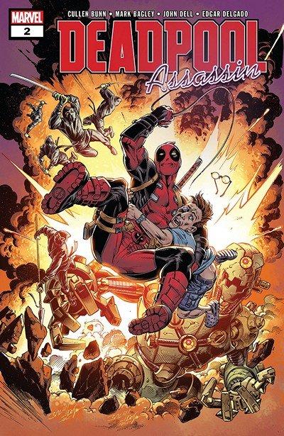 Deadpool – Assassin #2 (2018)