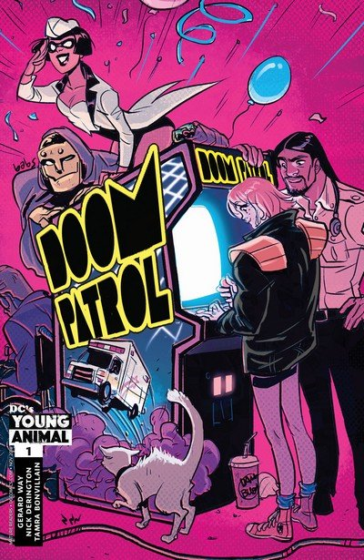 Doom Patrol Vol. 1 – 6 + Extras (Collection) (1963-2018)