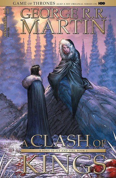 George R.R. Martin's A Clash Of Kings #11 (2018)
