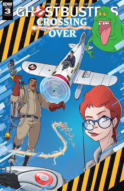 Ghostbusters – Crossing Over #3 (2018)