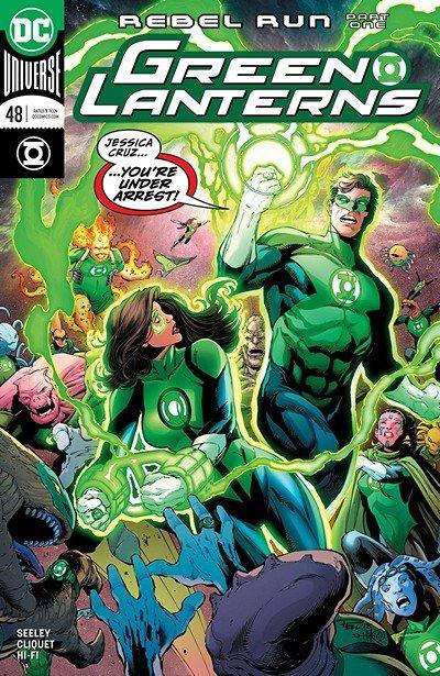 Green Lanterns #48 (2018)
