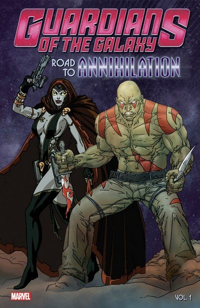 Guardians of the Galaxy – Road to Annihilation Vol. 1 (TPB) (2017)