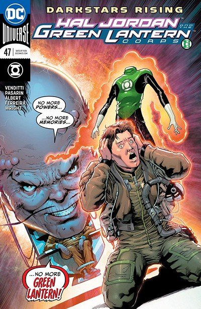 Hal Jordan And The Green Lantern Corps #47 (2018)