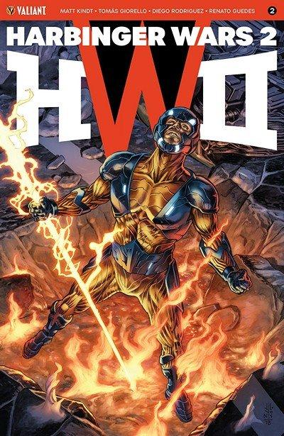 Harbinger Wars 2 #2 (2018)