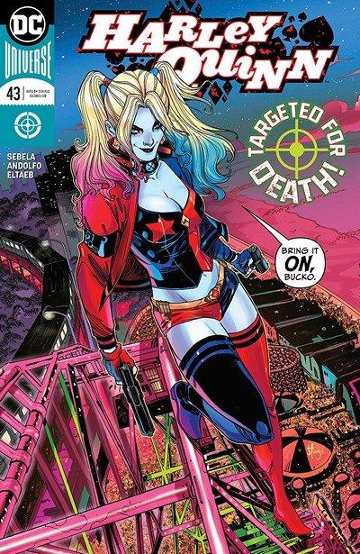 Harley Quinn #43 (2018)
