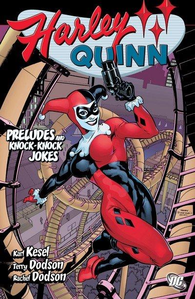 Harley Quinn Vol. 1 – 4 (TPB) (2007-2014)