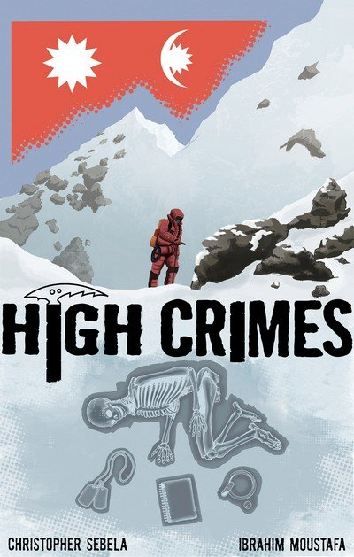 High Crimes #1 – 12 (2013-2015)