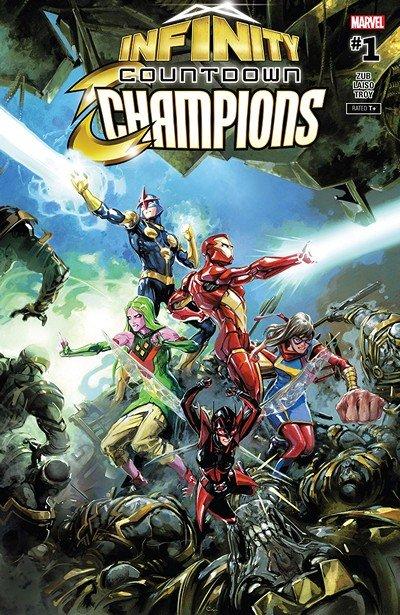Infinity Countdown – Champions #1 (2018)