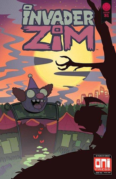Invader Zim #31 (2018)