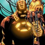 Iron Man by Joe Quesada (2013)