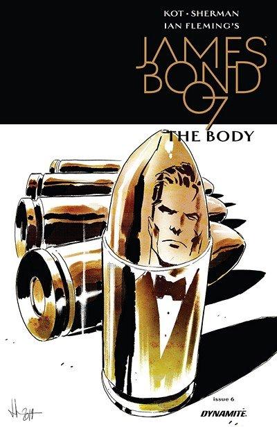 James Bond – The Body #6 (2018)