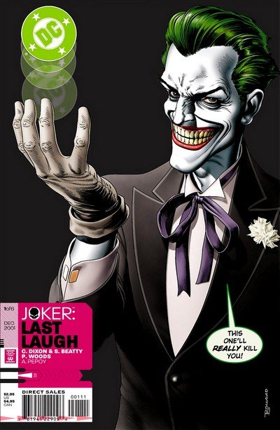 Joker – Last Laugh (Story Arc) (2001)