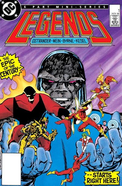 Legends (Story Arc) (1986-1987)