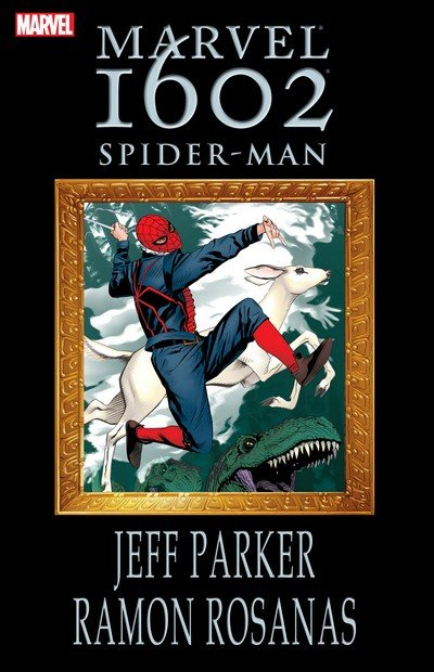 Marvel 1602 – Spider-Man (TPB) (2010)