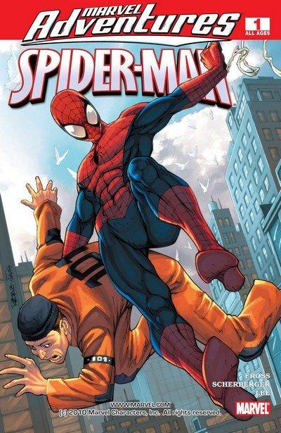 Marvel Adventures Spider-Man Vol. #1 – 61 (2005-2010)
