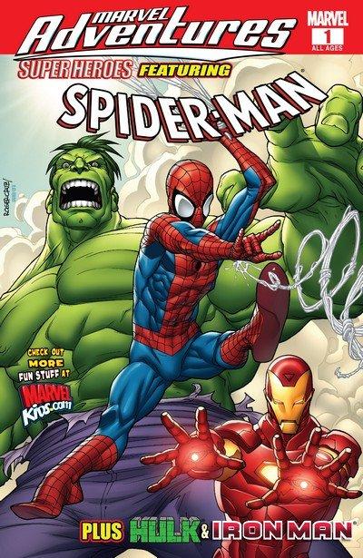 Marvel Adventures Super Heroes Vol. 1 #1 – 21 (2008-2010) (Digital)