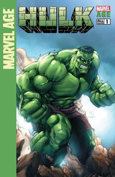 Marvel Age Hulk #1 – 4 (2004)