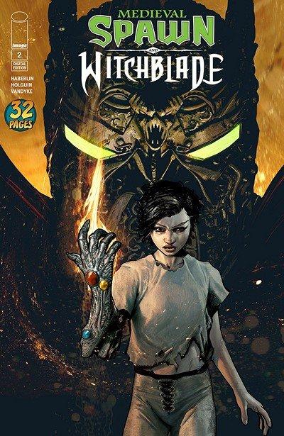 Medieval Spawn & Witchblade #2 (2018)